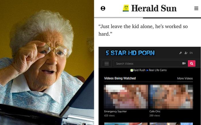 'Trục trặc kỹ thuật' vừa khiến hàng loạt báo chính thống quốc tế đồng loạt hiển thị nội dung khiêu dâm