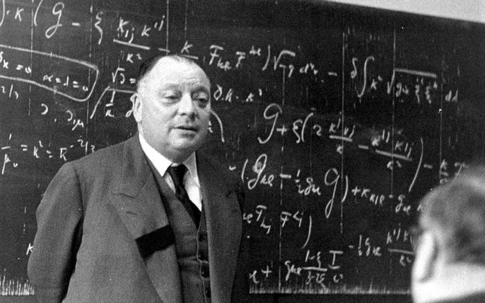 Pauli: Nhà khoa học