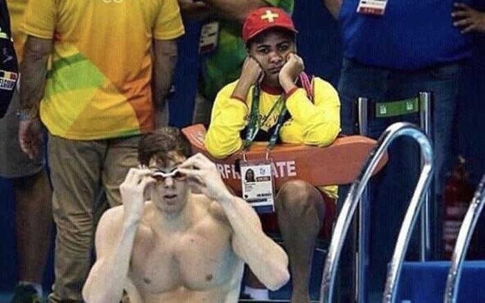 Nhân viên cứu hộ tại sự kiện Olympic: 'Chúng tôi không vô dụng như mọi người vẫn nghĩ'