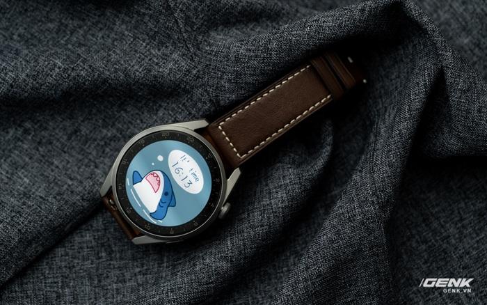 Đánh giá Huawei Watch 3 Pro: Smartwatch dành cho người