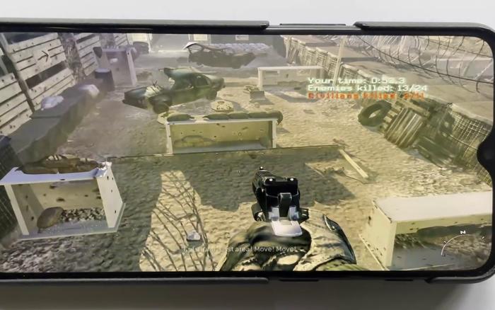 Cài đặt thành công Call of Duty, Need For Speed, CS:GO bản PC lên smartphone Android