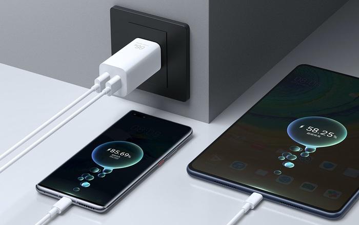 Huawei ra mắt củ sạc GaN 66W: Tối đa 3 thiết bị, có cổng USB-C, giá 1.4 triệu đồng