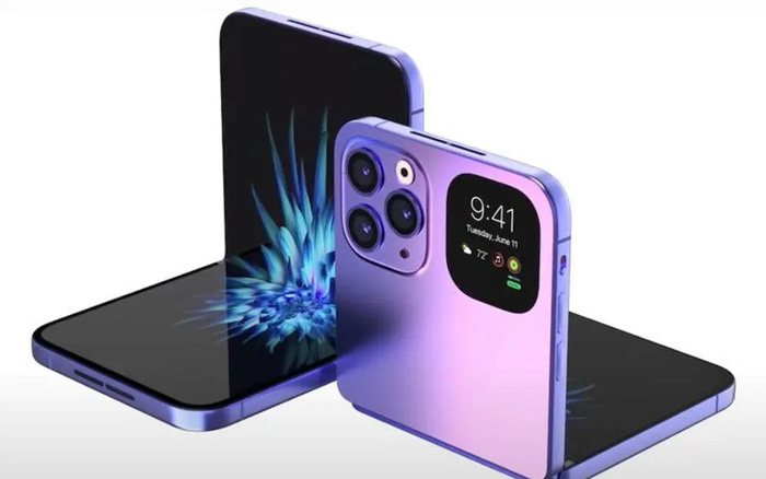 iPhone màn hình gập của Apple sẽ mất ít nhất từ 2-3 năm nữa để hoàn thiện và ra mắt thị trường