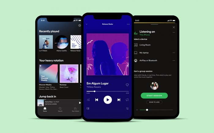 Spotify ra mắt gói Premium Mini: Nghe nhạc hàng ngày hoặc hàng tuần với giá chỉ từ 2,300 đồng - bơi