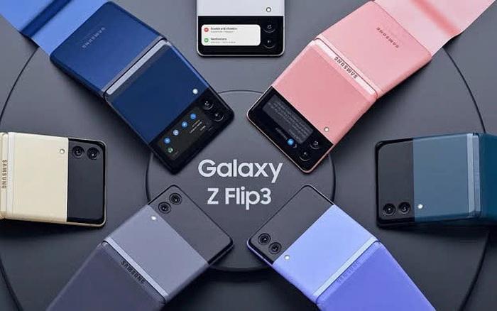 Tổng hợp những tin đồn về Samsung Galaxy Z Flip 3 trước ngày ra mắt - cực phẩm không kém cạnh Z Fold 3 - bơi