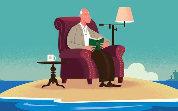 Tâm sự của người đàn ông sống đời nhạt nhẽo: Hồi trẻ, không dám tiến về phía trước vì sợ, về già mới biết...