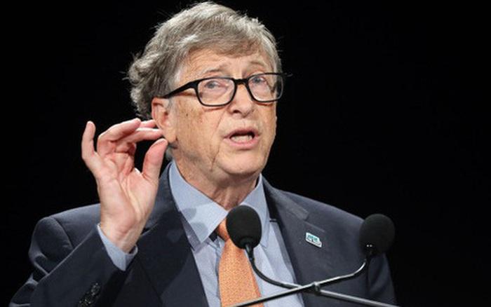 Tỷ phú Bill Gates: Thật ngu ngốc khi họ từng đồn tôi phát tán virus và điều chế vắc xin để cấy microchip...