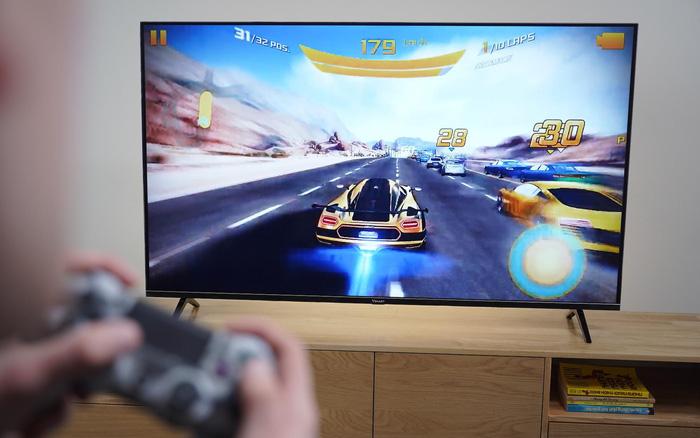 8 tựa game Android hấp dẫn nhất trên TV Vsmart