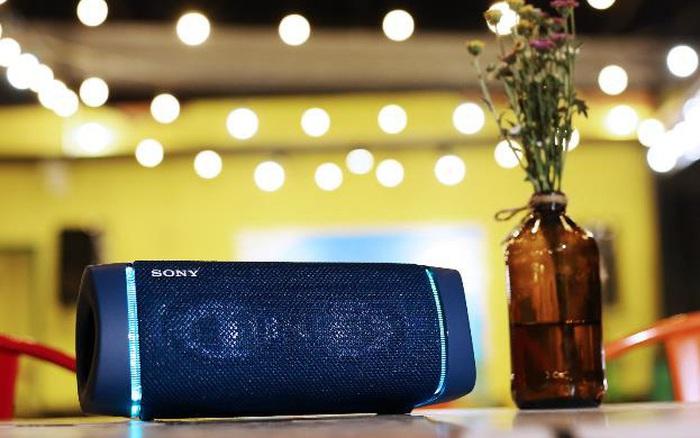 Bùng cháy hết mình trong những bữa tiệc âm nhạc đầy màu sắc cùng bộ ba loa không dây SRS-XB23, SRS-XB33 và SRS-XB43 đến từ Sony - ảnhchụplén