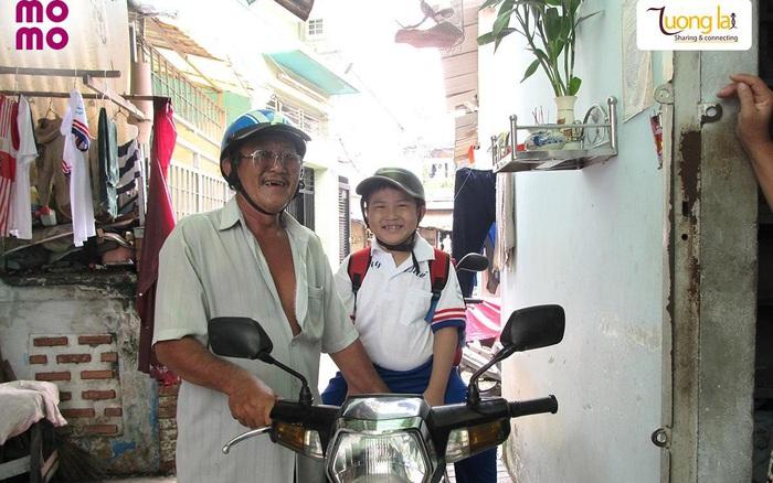 Chung tay cùng Ví MoMo, tặng 100 học bổng cho các em nhỏ có nguy cơ bỏ học vì Covid-19