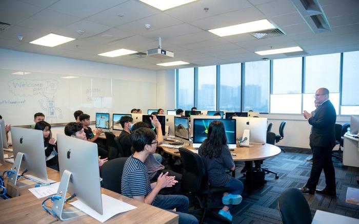 Đại học RMIT ra mắt ngành Công nghệ Thông tin tại cơ sở Hà Nội