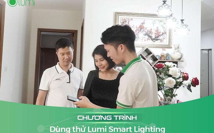 200 gia đình cùng trường nhạc của Ca sĩ Mỹ Linh hào hứng trải nghiệm Lumi Smart Lighting