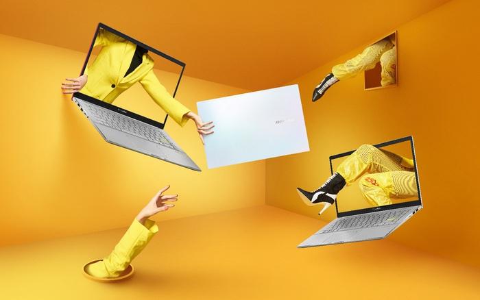 ASUS giới thiệu loạt laptop siêu mỏng nhẹ dành cho giới trẻ sở hữu vi xử lí 8 nhân của AMD