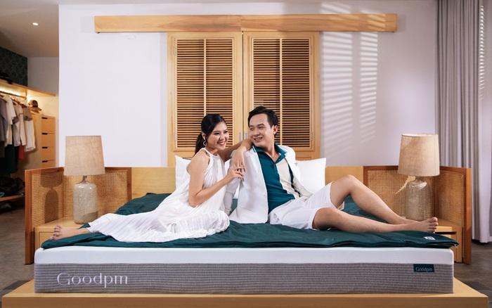 Công nghệ nệm mới của Goodpm chăm sóc giấc ngủ cho người Việt