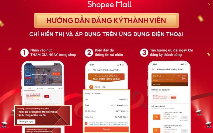 Shopee Mall triển khai chương trình Khách Hàng Thân Thiết nhằm gia tăng mức độ gắn kết của khách hàng với thương hiệu - x��� s��� vietlott